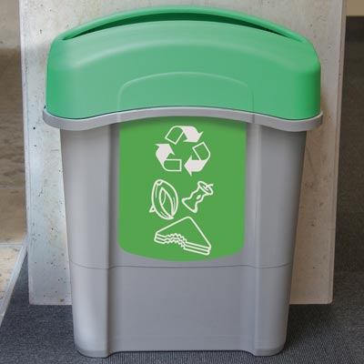 Eco Nexus® 60 Container voor etensresten