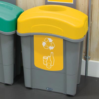 Eco Nexus® 60 Container voor glas